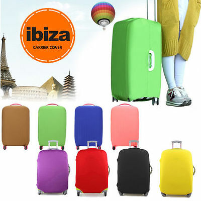 """20"""" 24"""" 28"""" Elastic Luggage Suitcase Cover Protective Bag Dustproof Protector"""