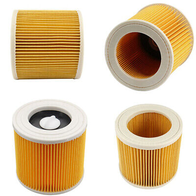 1Pcs Cartridge Filter Fit Karcher WD2.200 WD3.500 Wet & Dry Vacuum Cleaners New