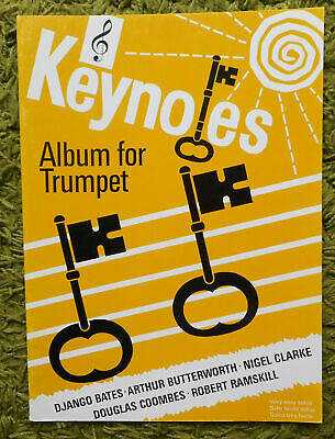 Keynotes Album for Trumpet - Various: 16 Pieces in 16 + 7 Pages Unmarked - 1988