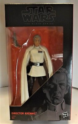 "Hasbro Star Wars Black Series 6"" Action Figures"