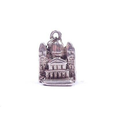 Jewelry & Watches Fine Jewelry Vintage Charm Kangaroo Solid Detailed 925 Sterling Silver 3g