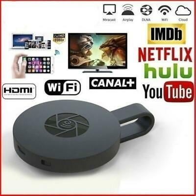 Chromecast 3rd Generation 3 Digital-HDMI 1080P Media Video Streamer Ios Android