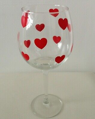 Hearts 81 small , Wine Glass, Mug, Wall, Cards,Bauble,Vinyl Decal Sticker