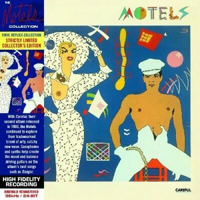 The Motels Careful The Legends of Rock Collectors Edition CD Brand New Sealed