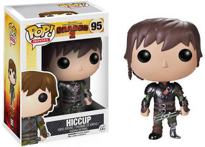 Funko POP Vinyl How To Train Your Dragon Hiccup #95 VAULTED