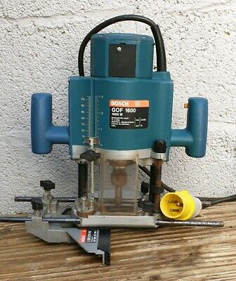 Bosch GOF1600 110v 1/2 Inch Router & Guide