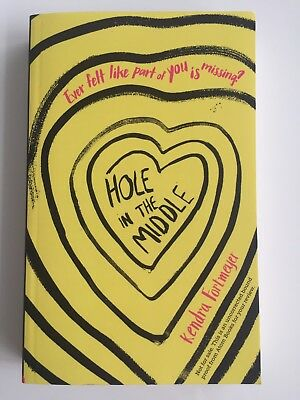 Hole in the Middle by Kendra Fortmeyer NEW Book Paperback - Teenagers read