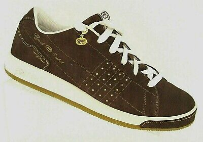 90a66347 Red by Marc Ecko Phranz-Phun Athletic Sneakers Size 9 Womens Chocolate 26207
