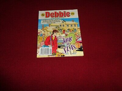 DEBBIE PICTURE STORY LIBRARY BOOK from the 1990's - never been read: vg cond!