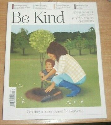 Be Kind magazine May 2019 Environment Community Sustainability Creativity & more