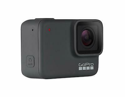 GoPro HERO7 Silver - Waterproof Digital Action Camera with Touch Screen 4K HD
