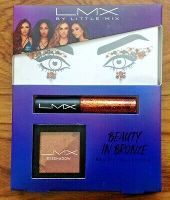 LMX By Little Mix BEAUTY IN BRONZE Beauty Collection .Free Postage