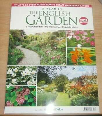 A Year in The English Garden magazine 2019 Edition Create your dream garden