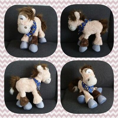 Peluche Géant Diddl Cheval Galupy TRES RARE TBE 40x45cm