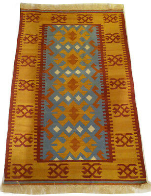 Kilim Turc Traditionnel Oriental hand made 171 cm x 115 cm  N° 151