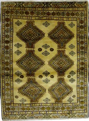 Tapis Turkaman Traditionnel Oriental hand made N° 19