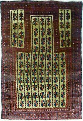 Tapis Balouch Traditionnel Oriental hand made N° 13