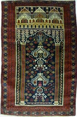 Tapis Balouch Traditionnel Oriental hand made N° 14