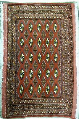 Tapis Persan Traditionnel Oriental hand made 108 cm x 74 cm  N° 59