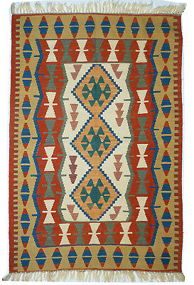 Antique KILIM Traditionnel Oriental hand made  139