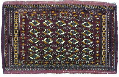 Tapis Persan Traditionnel Oriental hand made 125 cm x 75 cm  N° 65