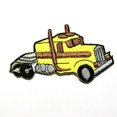 Road Trip Travel Camping RV 210-Z Trailer Embroidered Iron On Patch