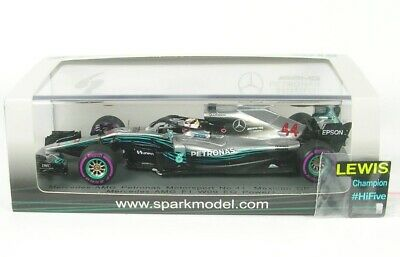 Mercedes-AMG F1 W09 EQ Power No.44 Mexican GP 2018 (Formula 1 Champion 2018 - ..
