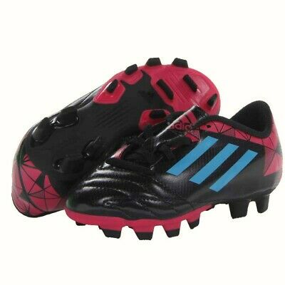 buy online 62712 56414 Adidas Neoride II FG Youth Kids Soccer Cleats Shoes, F33001, Size 3.5, NEW