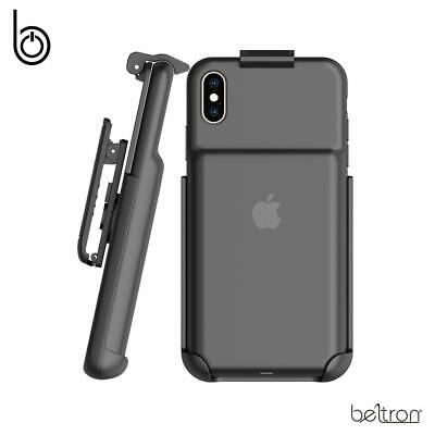 Belt Clip Holster for Apple Smart Battery Case for Apple iPhone XR Beltron