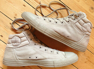 ORIG. CONVERSE CHUCKS All Star high Sport Freizeit Gr 46,5 UK 12 grau