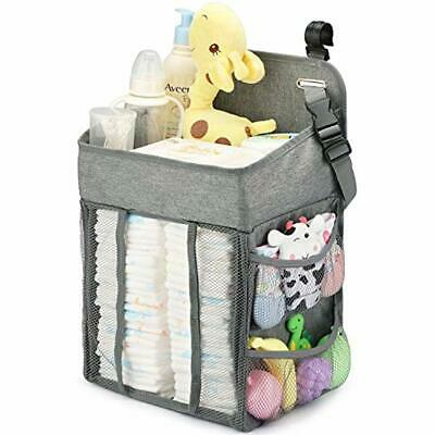 Changing Diaper Stackers & Caddies Table Organizer - Baby Hanging Nursery Caddy