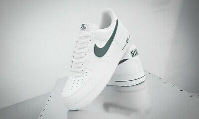 7 Trainers 07 Sneakers White 10 Green 12 1 Air 11 Nike One 6 9 Low 8 Force Mens q54RLj3A