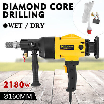 160mm Diamond Core Drill machine , Core bit,220V Wet Drill Machine, Handheld