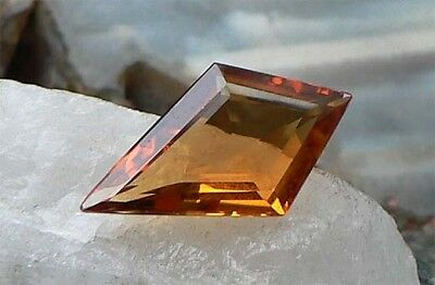 DRACHEN/KITE Madeira - Citrin 5,72 ct