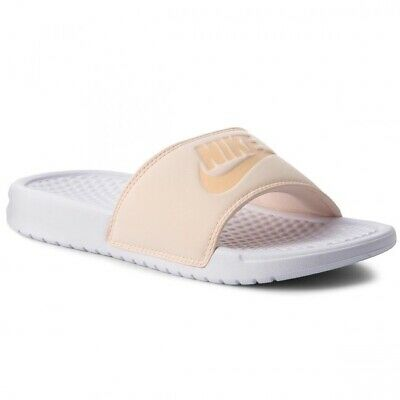 buy popular db6ec 1c4ed Nike BENASSI JDI PASTEL QS Womens Sliders-BNWBOX-Size-UK-5.5 (