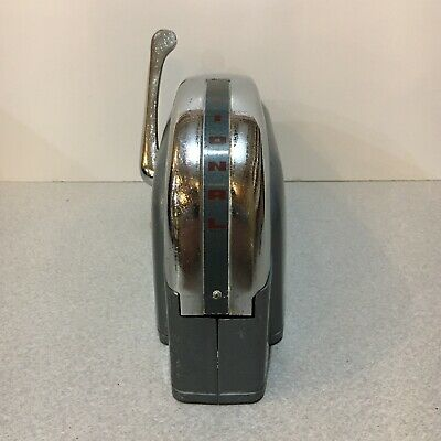 Vintage National Nashua Package Sealing Wet Gummed Tape Dispenser Model 208