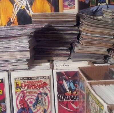 """Bueller Box"" Comic Book grab bags of 11 Comics (Marvel, DC, and more)"