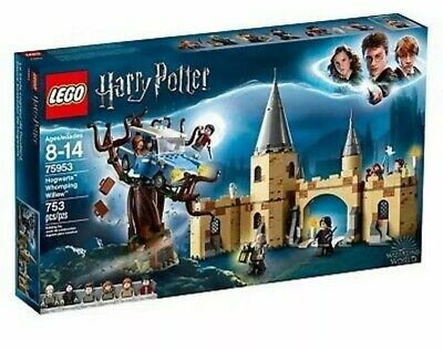 NEW - LEGO 75953 Harry Potter Hogwarts Whomping Willow 753pc