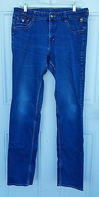 Womens Skinny Jeans by French Connection Indigo Blue UK Size 14-39J194