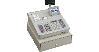 Sharp XE-A307 Electronic Cash Register Grade A With Till Rolls And Free P&P