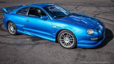 Toyota Celica 1993-1999 AT200 ST202-205 GT-four Christin front fenders wings