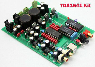Fever Grade TDA1541 Classic Decoder DAC Kit (without 1541IC) Brand New