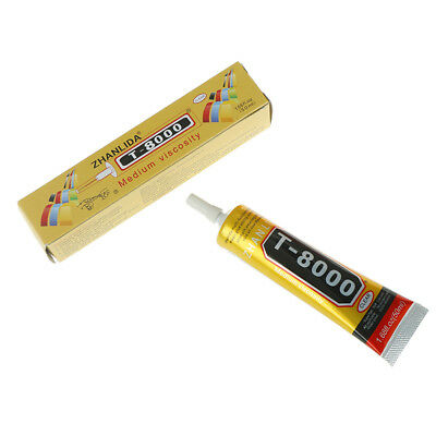 T8000 Glue For Rhinestone Crystal Jewelry Craft Diy Touch Cell Phone Screen JB