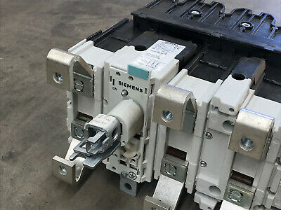 SIEMENS 3KM5730-1GG01 SWITCH DISCONNECTOR with FUSE