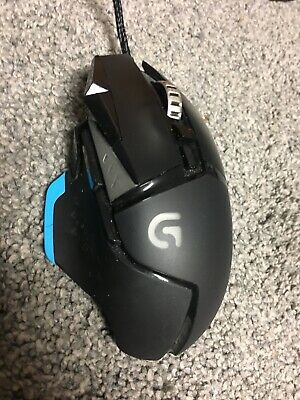 LOGITECH G502 WIRED Optical Gaming Mouse! - $25 00 | PicClick