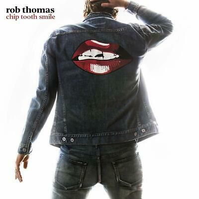 Rob Thomas Chip Tooth Smile (2019) Brand New Sealed Cd