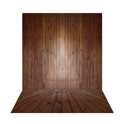 Professional 1.5*2m Photography Background Backdrop Wood Floor for Studio R9J7