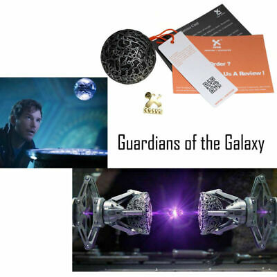 Guardians Orb Replica Cosplay Props The Infinity Power Stone Ball Avengers