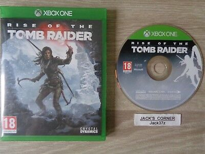 Rise Of The Tomb Raider  Xbox One Game - 1st Class FREE UK POSTAGE