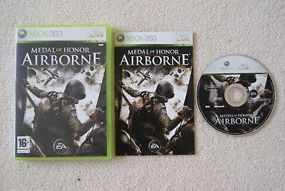 Medal Of Honor  Airborne  Xbox ONE & Xbox 360 - 1st Class FREE UK POSTAGE